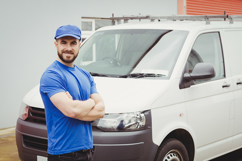 Man And Van Hire in Worthing West Sussex